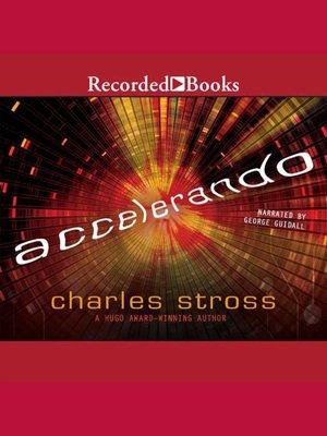 cover image of Accelerando