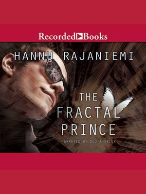 cover image of The Fractal Prince