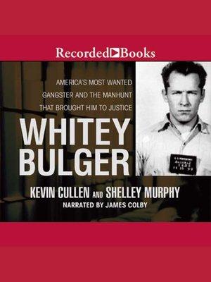 cover image of Whitey Bulger