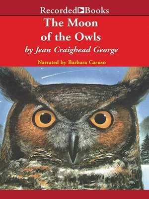 cover image of The Moon of the Owls