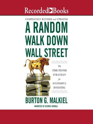 cover image of A Random Walk Down Wall Street