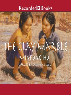 cover image of The Clay Marble
