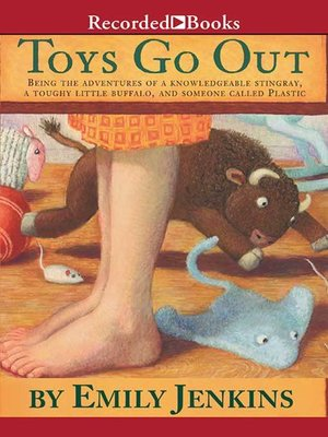 cover image of Toys Go Out