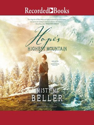cover image of Hope's Highest Mountain