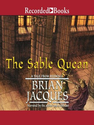 cover image of The Sable Quean