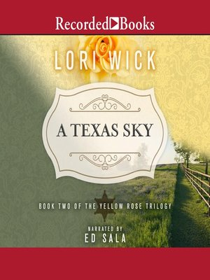 cover image of A Texas Sky