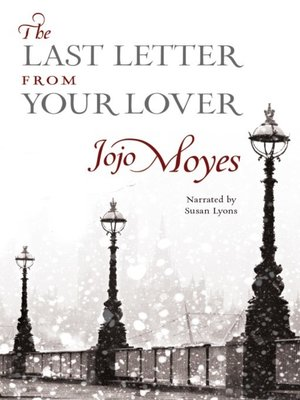 cover image of The Last Letter From Your Lover