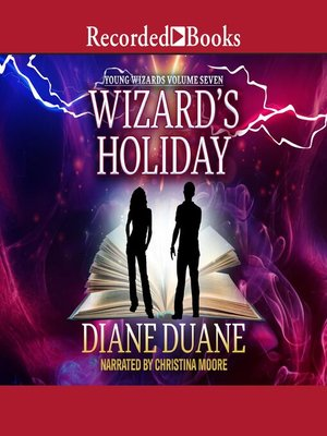 cover image of Wizard's Holiday