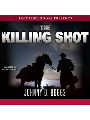 cover image of The Killing Shot