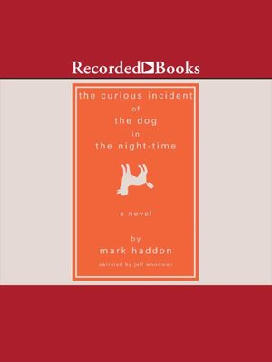 cover image of The Curious Incident of the Dog in the Night Time