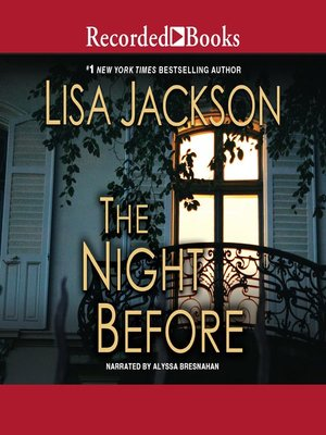 cover image of The Night Before