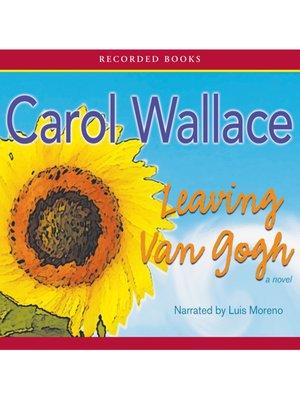 cover image of Leaving Van Gogh