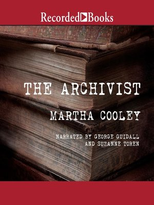 cover image of The Archivist