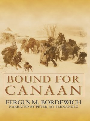 cover image of Bound for Canaan