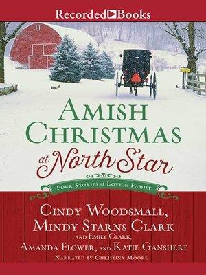 cover image of Amish Christmas at North Star