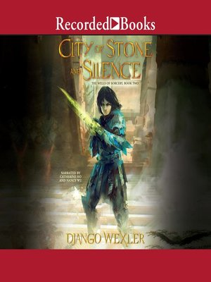 cover image of City of Stone and Silence