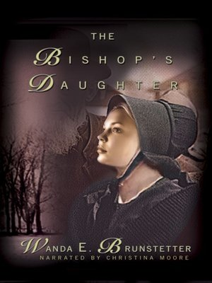 cover image of The Bishop's Daughter