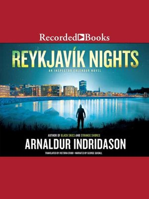 cover image of Reykjavik Nights