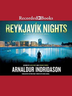 cover image of Reykjavik Nights