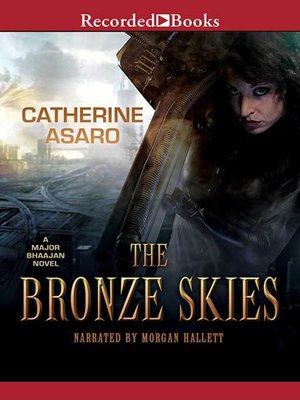 cover image of The Bronze Skies