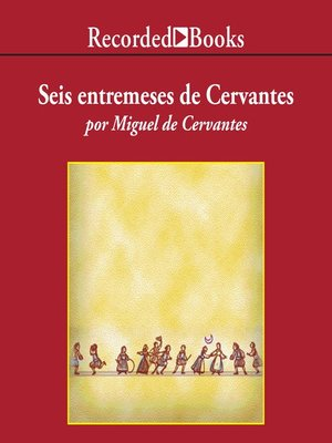 cover image of Entremeses de Cervantes