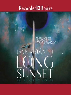 cover image of The Long Sunset