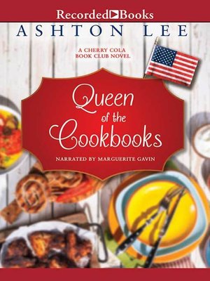 cover image of Queen of the Cookbooks