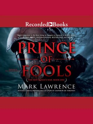 cover image of Prince of Fools