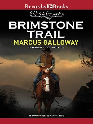 cover image of Brimstone Trail