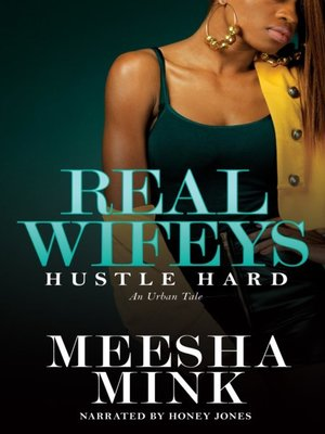 cover image of Hustle Hard