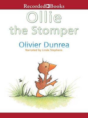 cover image of Ollie the Stomper