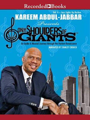 cover image of Jazz Lights Up Harlem