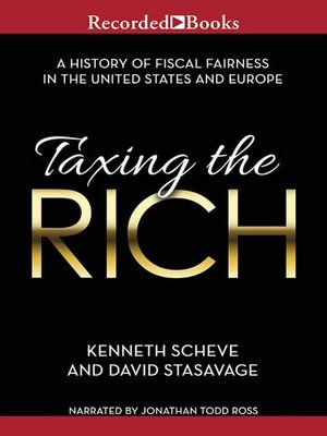 cover image of Taxing the Rich