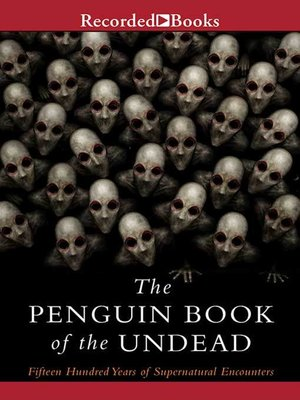 cover image of The Penguin Book of the Undead