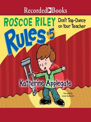 cover image of Don't Tap Dance on Your Teacher