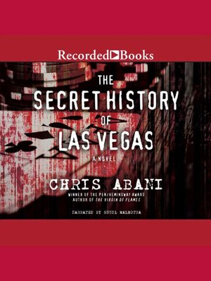 cover image of The Secret History of Las Vegas