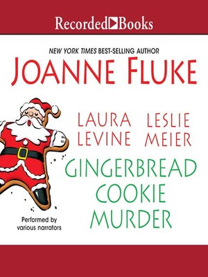 cover image of Gingerbread Cookie Murder