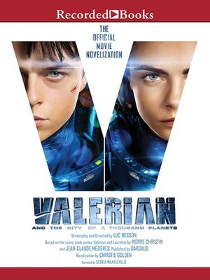 cover image of Valerian and the City of a Thousand Planets