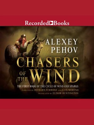 cover image of Chasers of the Wind