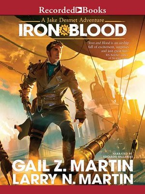 cover image of Iron & Blood