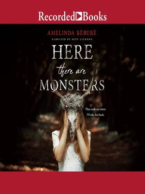 cover image of Here There Are Monsters