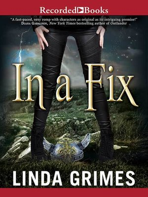 cover image of In a Fix