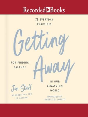 cover image of Getting Away