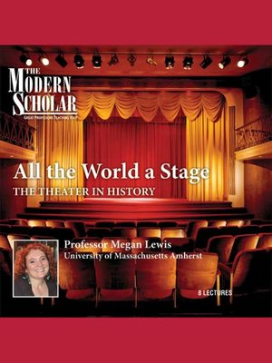 cover image of All The World A Stage