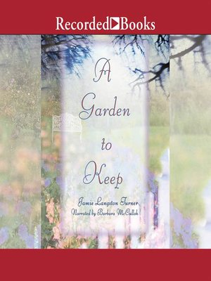 cover image of A Garden to Keep