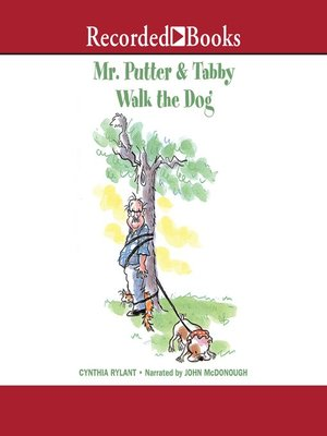 cover image of Mr. Putter & Tabby Walk the Dog