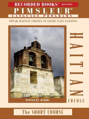 cover image of Haitian Creole