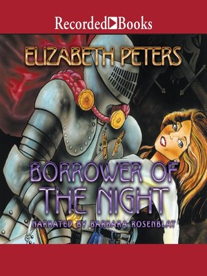 cover image of Borrower of the Night
