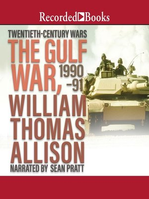 cover image of The Gulf War, 1990-91