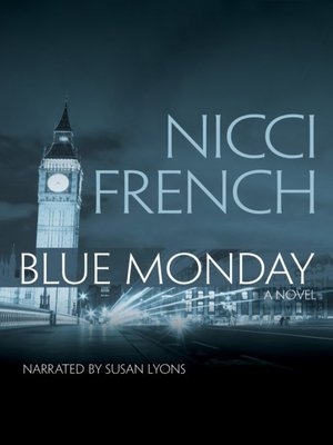 cover image of Blue Monday